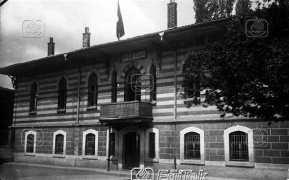 Hoca İlyaszade Mektebi, 1926
