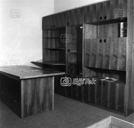 İnegöl, Mobilya Fabrikası 1983