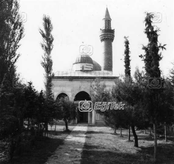İznik, Yeşil Cami 1983