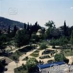 Muradiye Külliyesi ve bahçesi,1983