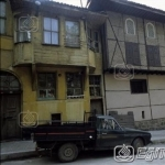 Osmanlı evi dış görünüm,1983