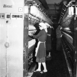 Merinos Fabrikası çalışan kadınlar, 1983
